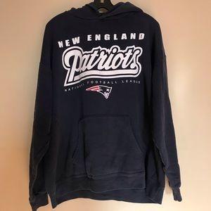 Men's NFL New England Patriots Hoody Medium M